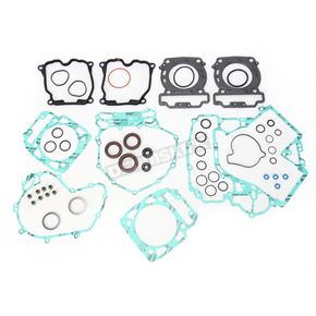 Moose Complete Gasket Set with Oil Seals - 0934-3018