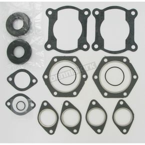 Winderosa 2 Cylinder Complete Engine Gasket Set - 711110C