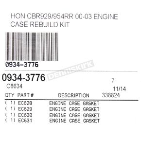 Cometic Lower End Gasket Kit - C8634