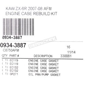 Cometic Lower End Gasket Kit - C8750AFM