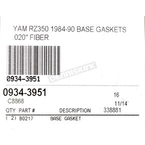 Cometic Base Gasket - C8868