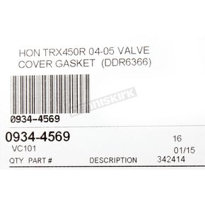 Cometic Valve Cover Gasket - VC101