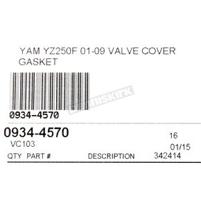 Cometic Valve Cover Gasket - VC103