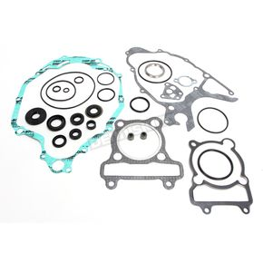 Moose Complete Gasket Kit w/Oil Seals - 0934-4796