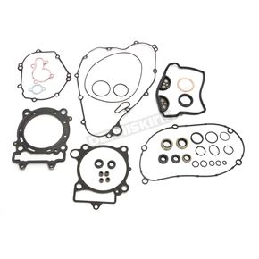Moose Complete Gasket Kit w/Oil Seals - 0934-5371