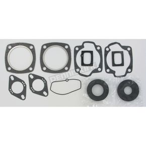 Winderosa 2 Cylinder Complete Engine Gasket Set - 711023