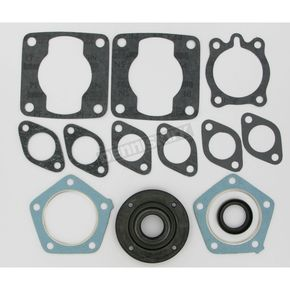 Winderosa 2 Cylinder Complete Engine Gasket Set - 711072