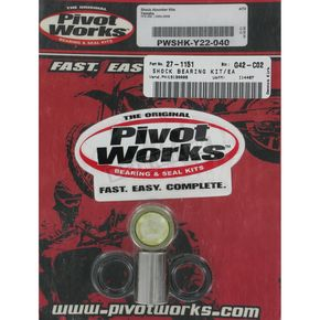 Pivot Works Rear Shock Bearing Kit - PWSHK-Y22-040