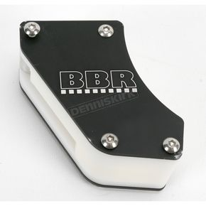 BBR Motorsports Black Chain Guides - 340-YTR-1211