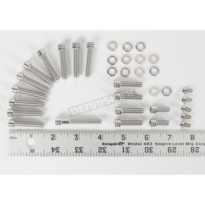 Diamond Engineering OEM-Style Cam and Point Cover Kit - DE5058P