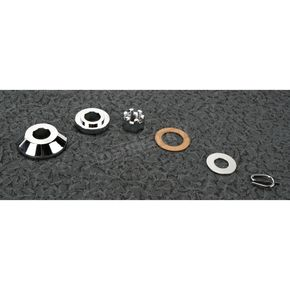 Colony Front Axle Spacer/Nut Kit - 2388-5