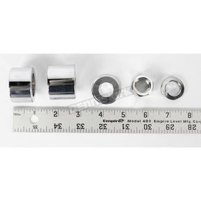 Colony Front Axle Spacer/Nut Kit - 2391-7
