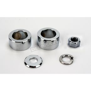 Colony Front Axle Spacer/Nut Kit - 23395
