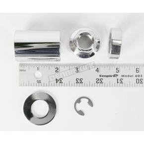Colony Rear Axle Spacer/Nut Kit - 2335-5