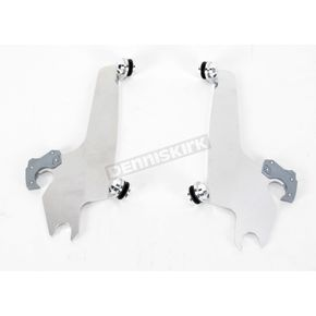 Memphis Shades No-Tool Trigger-Lock Hardware Kits to Change from Fats/Slim to Sportshields - Plates Only - MEK1817