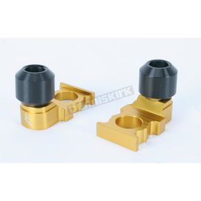Driven Racing Gold Axle Block Sliders - DRAX-103-GD