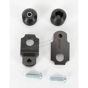 Driven Racing Black Axle Block Sliders - DRAX-105-BK