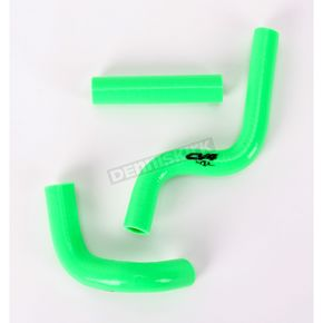 CV4 Green Performance Radiator Hoses - SFSMBC18G