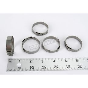 Motion Pro 36.4-39.6mm Stepless Hose Clamps - 11-0072