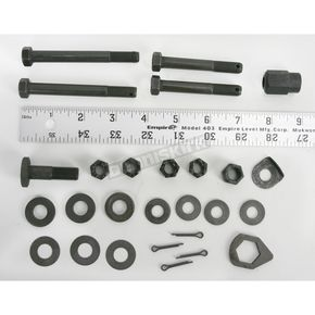 Colony Parkerized Motor Mount Bolt Kit - 9627-19