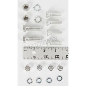 Colony Cadmium Rear Fender Mounting Hardware Kit - 2665-18