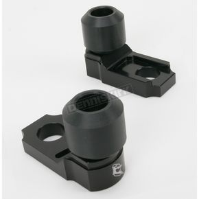 Driven Racing Black Axle Block Sliders - DRAX-107-BK