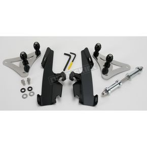 Memphis Shades No-Tool Trigger-Lock Hardware Kits for Fats/Slim for Models w/o Light Bar - MEB8974