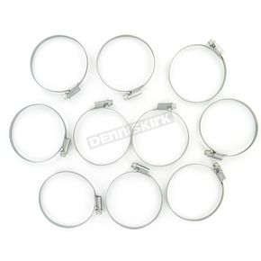 Jetinetics 60-80mm Stainless Steel Hose Clamp Set - W36080