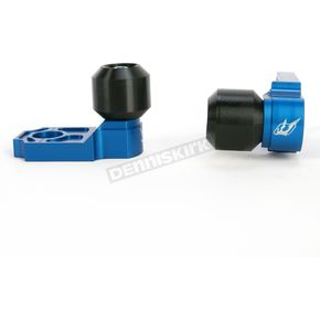 Driven Racing Blue Axle Block Sliders - DRAX-112-BL