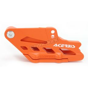 Acerbis Orange Two-Piece Chain Guide Block - 2284560036