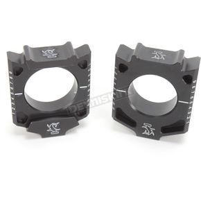 Hammerhead Designs Black Axle Blocks - CRABBK