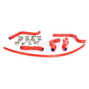 Red Race Fit Radiator Hose Kit - 1902-0943