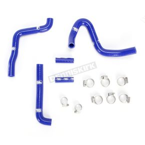 Moose Blue Race Fit Radiator Hose Kit - 1902-0964