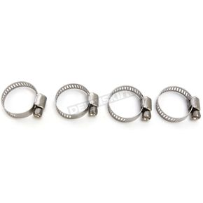 Moose Gear Drive Hose Clamps - 2402-0169