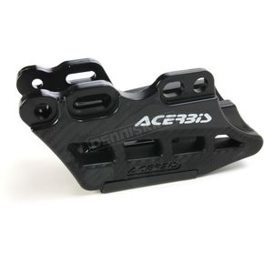 Acerbis Black 2.0 Complete 2 Piece Chain Guide - 24110970001