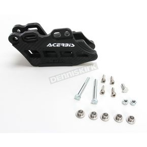 Acerbis Black 2.0 Complete 2 Piece Chain Guide - 2410980001