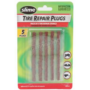 Slime Tire Plug Pack - 2034-A