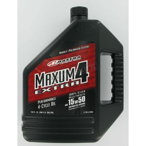 Maxima Maxum-4 Extra 100% Synthetic Oil - 329128