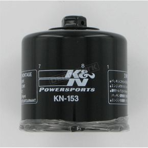 K & N Performance Gold Oil Filter - KN-153