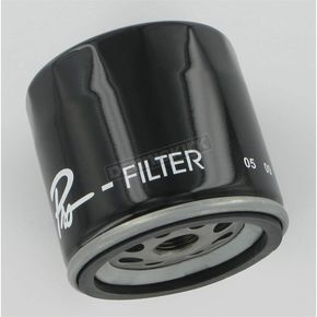 Parts Unlimited Black Oil Filter - 01-0066