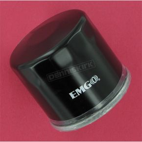 Emgo Micro-Tech Black Oil Filter - 10-55662