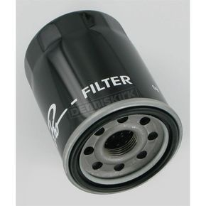 Parts Unlimited Black Oil Filter - 0712-0089