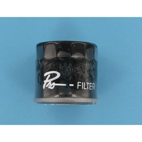 Parts Unlimited Black Oil Filter - 0712-0092