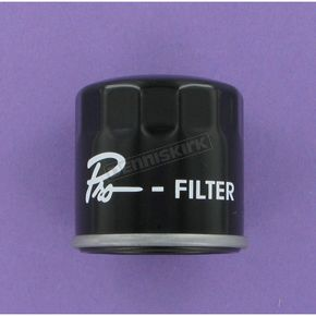 Parts Unlimited Black Oil Filter - 0712-0094