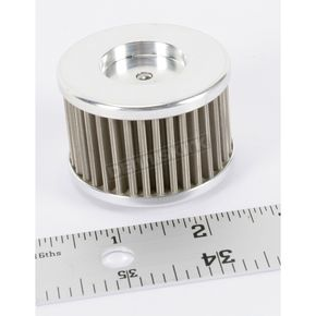 Stainless Steel Oil Filter - 0712-0231