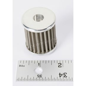 Moose Stainless Steel Oil Filter - 0712-0232