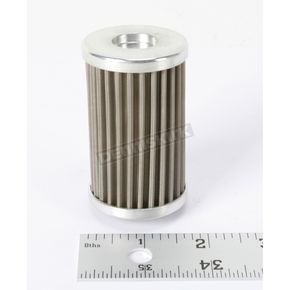 Stainless Steel Oil Filter - 0712-0234