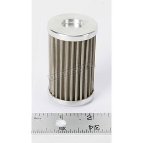 Moose Stainless Steel Oil Filter - 0712-0237