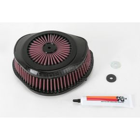 K & N Factory-Style Washable/High Flow Air Filter - HA-2505XD