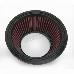 LA Choppers Air Filter Element for XXX Air Cleaner Assemblies - LA-XXXFSM